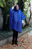 Regenjacke, Regenponcho, Regencape, Regenschutz UNI