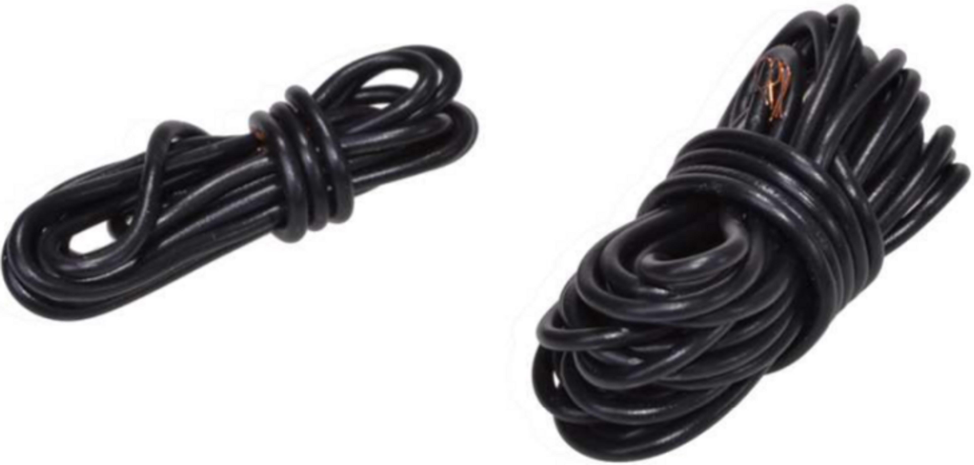 fahrrad beleuchtung draht leitung licht kabel set vorne. Black Bedroom Furniture Sets. Home Design Ideas