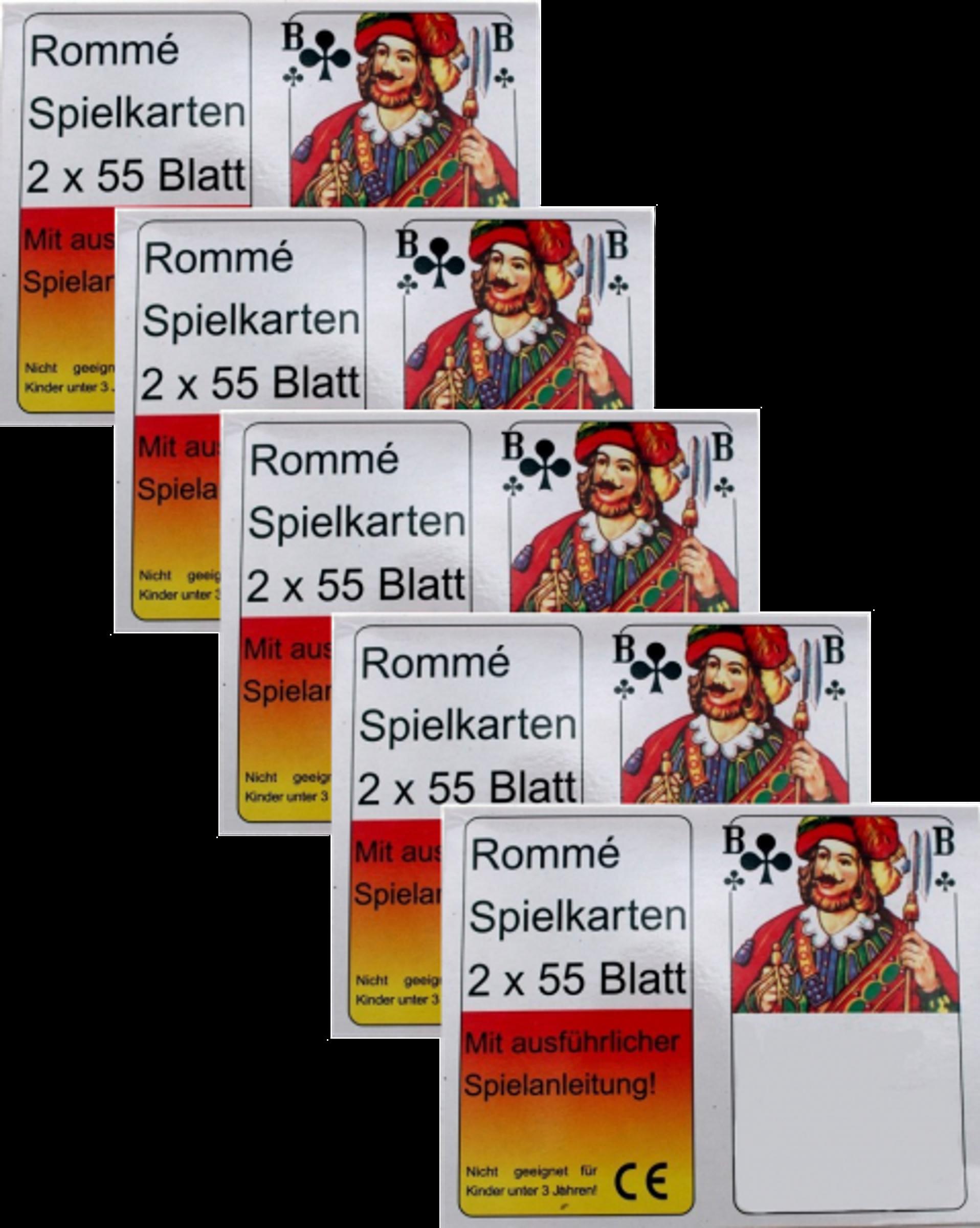 RommГ© Karten
