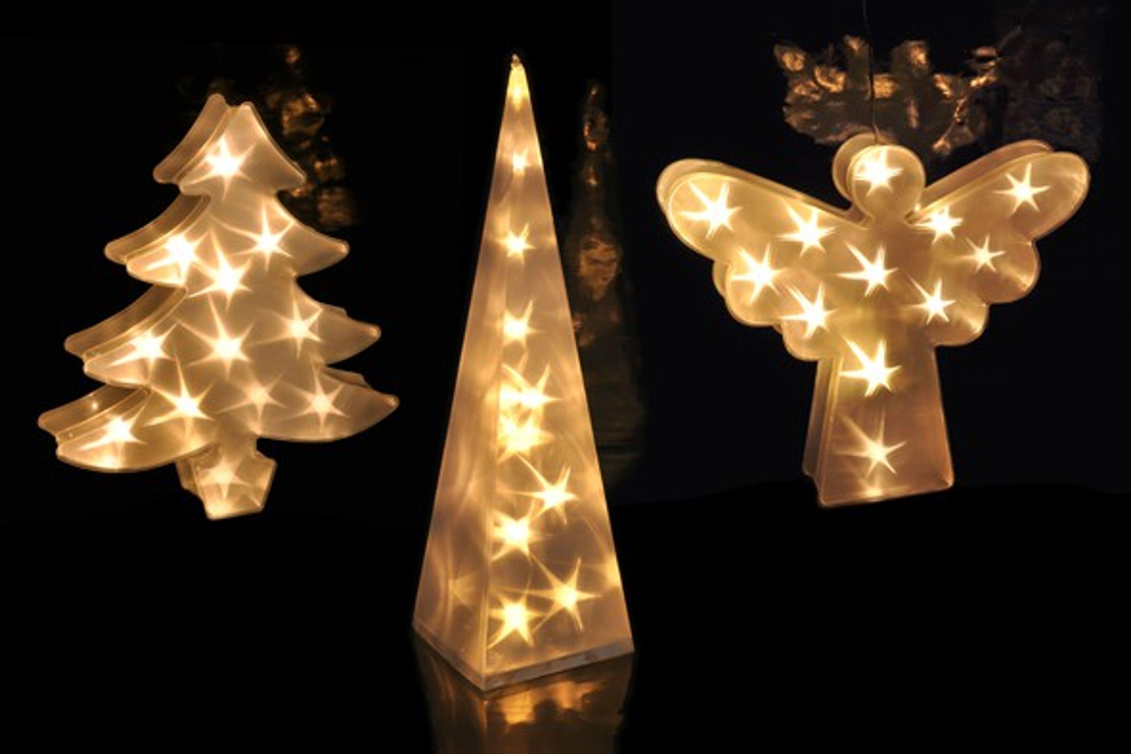 3d Weihnachtsbeleuchtung.Details Zu Led Weihnachtsbeleuchtung 3d Optik Lichtdeko Weihnachten Deko Engel Pyramide