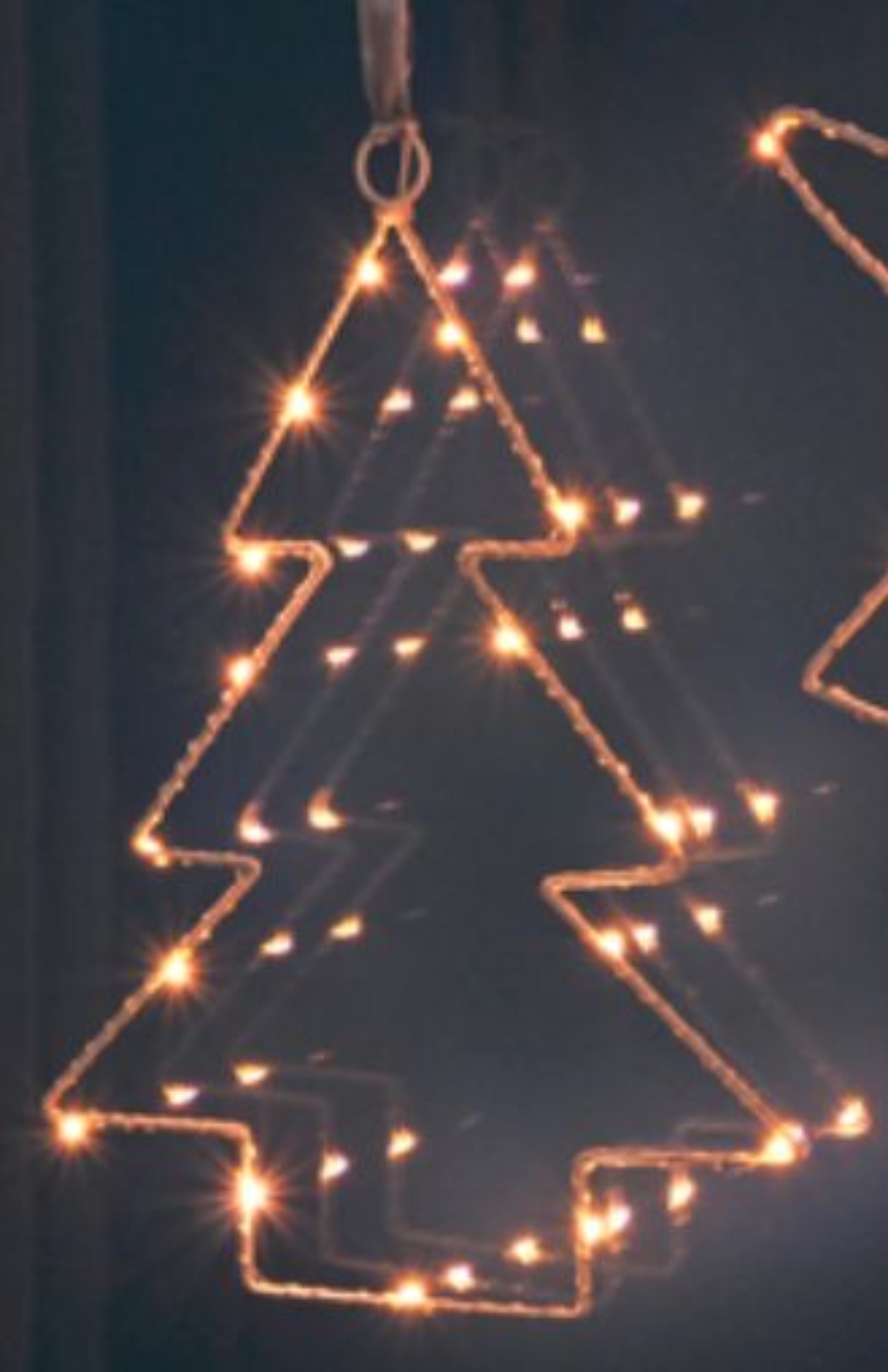 led fenstersilhouette beleuchtung fensterdeko fensterbild weihnachten dekoration wohnen. Black Bedroom Furniture Sets. Home Design Ideas