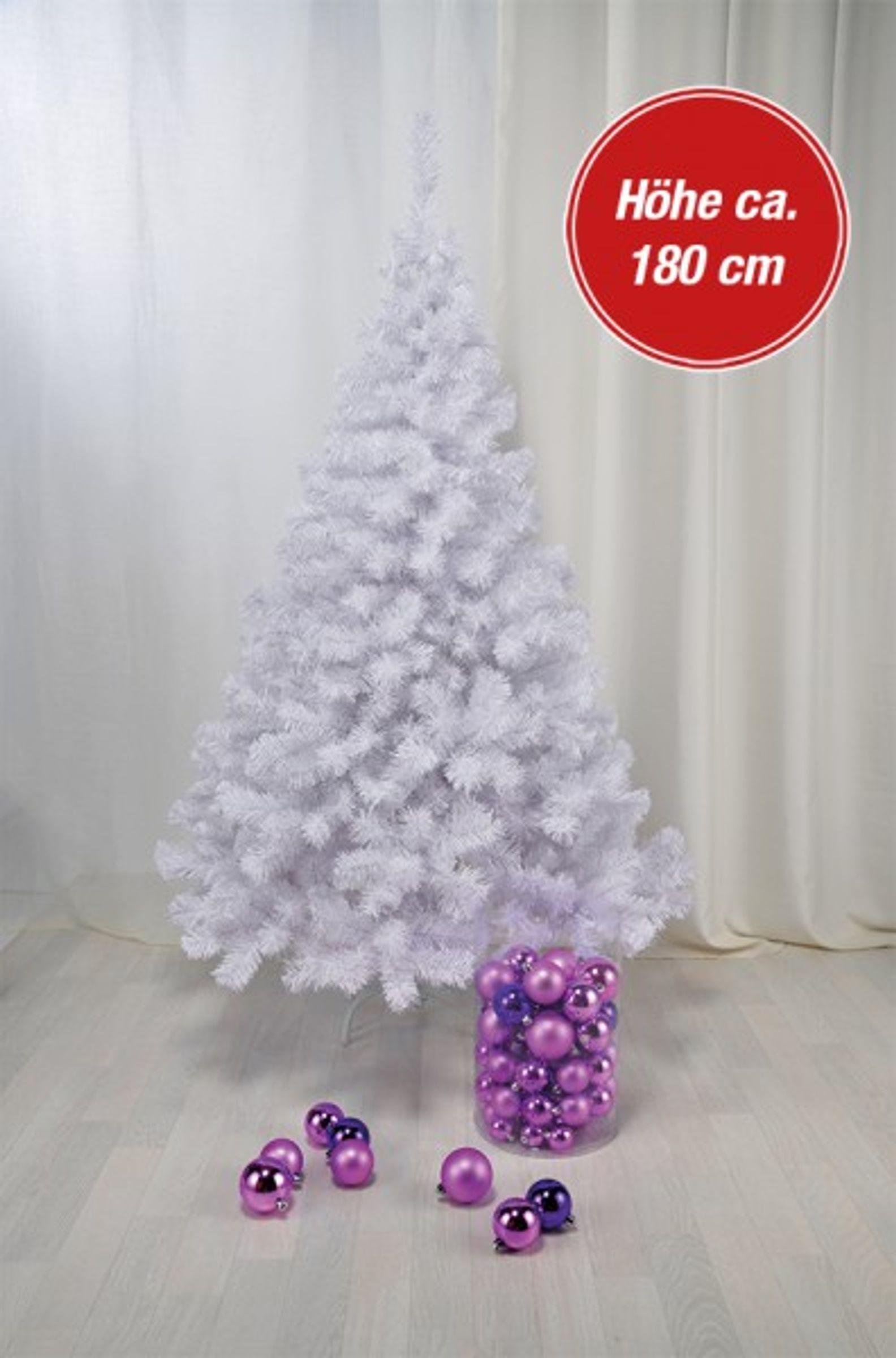 k nstlicher weihnachtsbaum wei tannenbaum christbaum. Black Bedroom Furniture Sets. Home Design Ideas