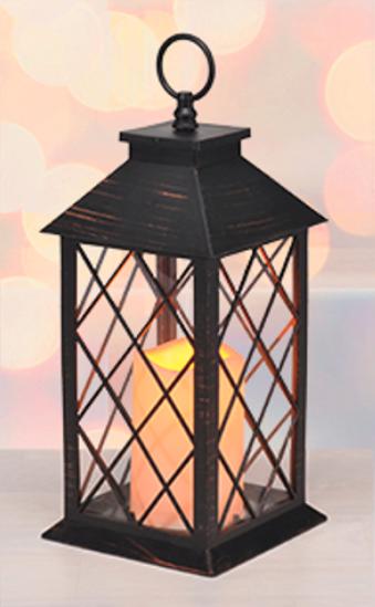 led laterne windlicht kerzenhalter kerze stumpenkerze. Black Bedroom Furniture Sets. Home Design Ideas