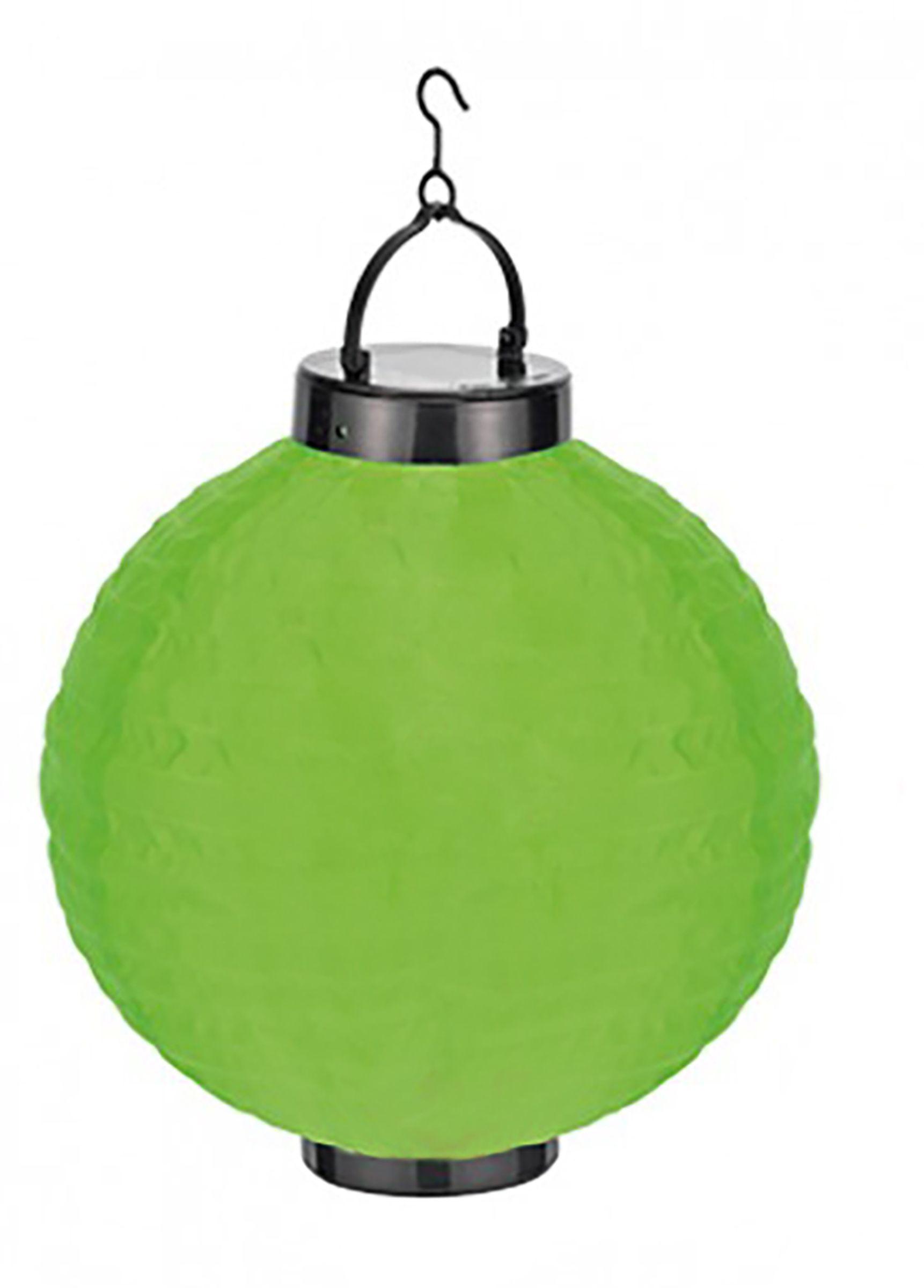 Solar China Lampion Kugelform Lampe Beleuchtung Garten Terrasse
