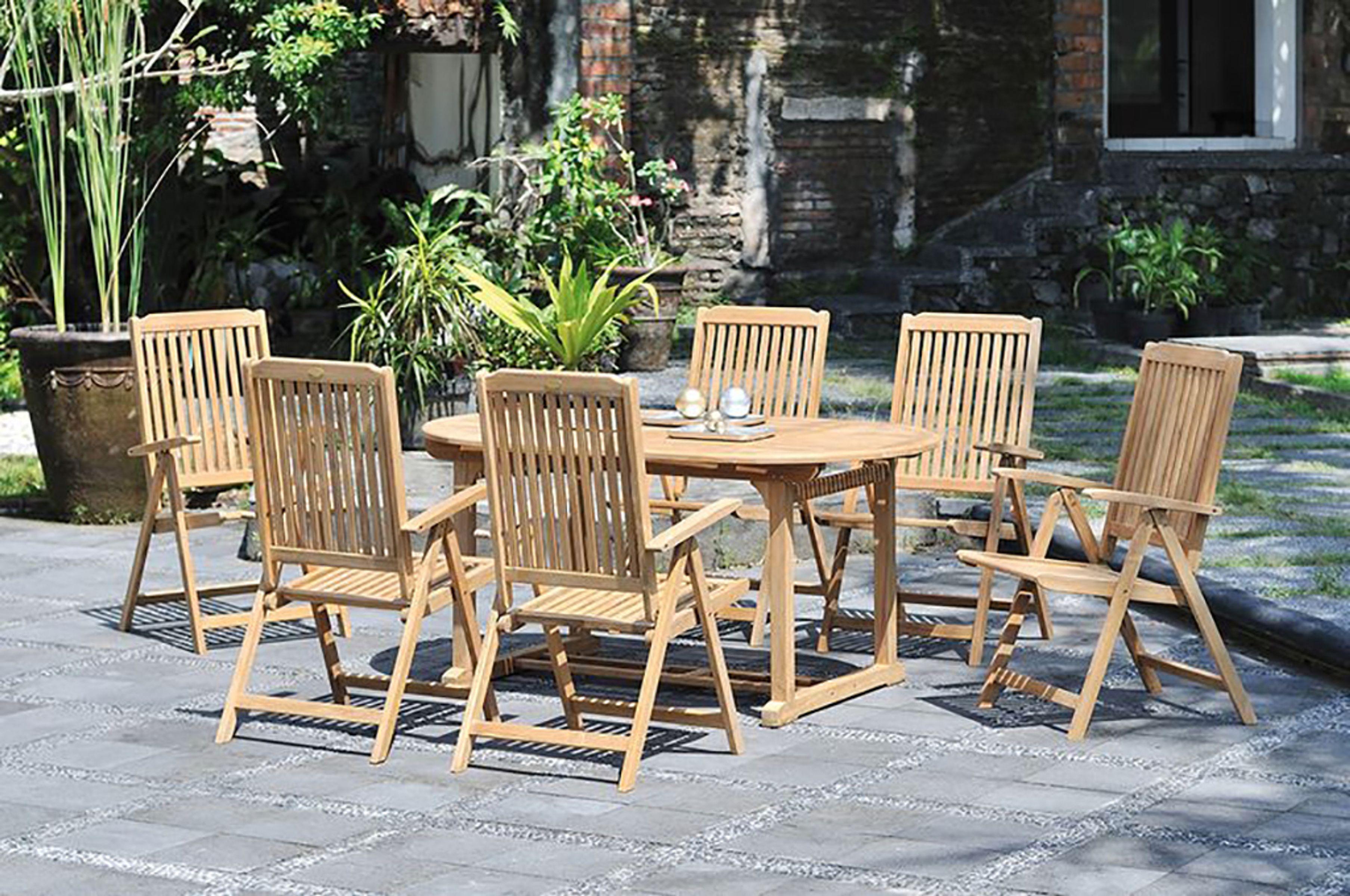 Tisch Solo Gartentisch Esstisch Holztisch Ausziehtisch Ausziehbar