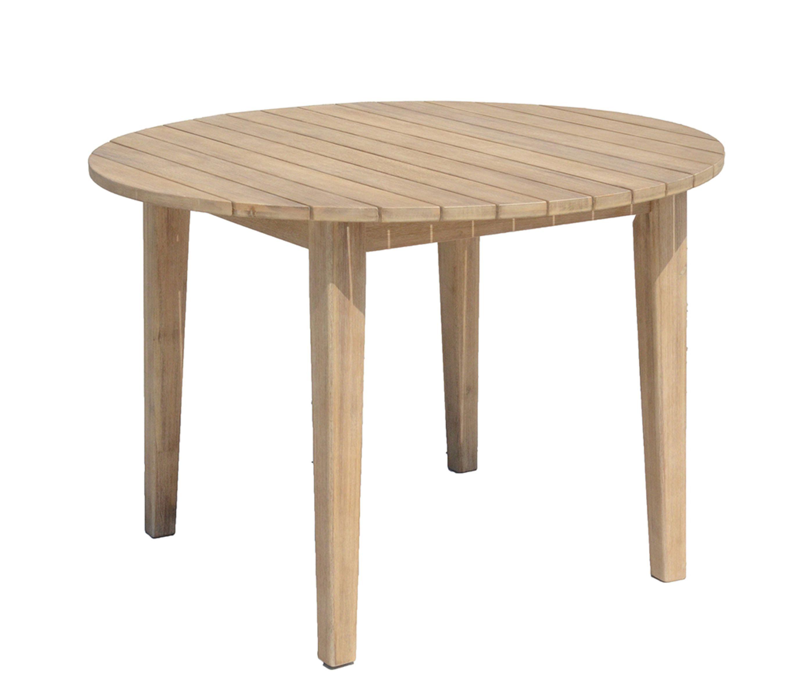 Tisch Holztisch Gartentisch Esstisch Tisch Garten Balkon Terrasse Holz  Akazie