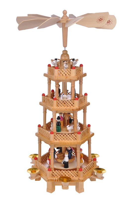 weihnachtspyramide winterpyramide pyramide weihnachten. Black Bedroom Furniture Sets. Home Design Ideas