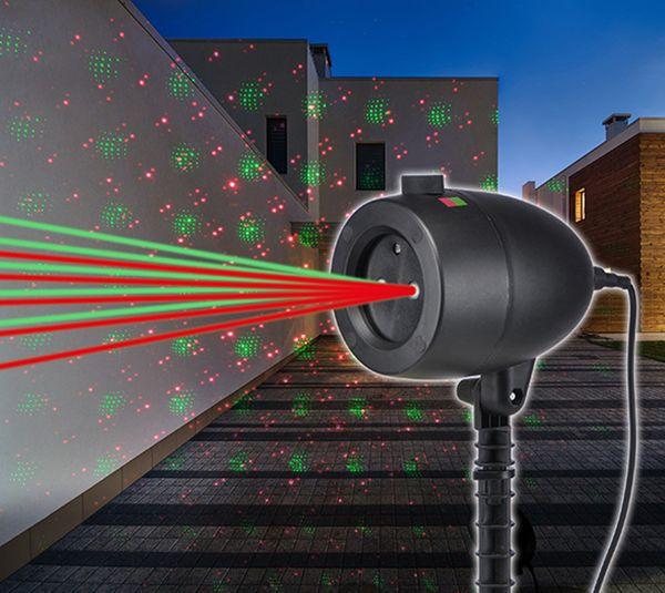 licht projektor beleuchtung weihnachten winter au en sternenhimmel mit laser ebay. Black Bedroom Furniture Sets. Home Design Ideas