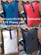 LKW-Plane Fahrrad Gepäcktasche Gepäckträger Fahrradtasche Gepäckträgertasche wasserdicht