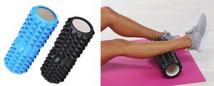 Fitnessrolle Yogarolle Faszienrolle Massagerolle Yoga Fitness Rolle Kunststoff