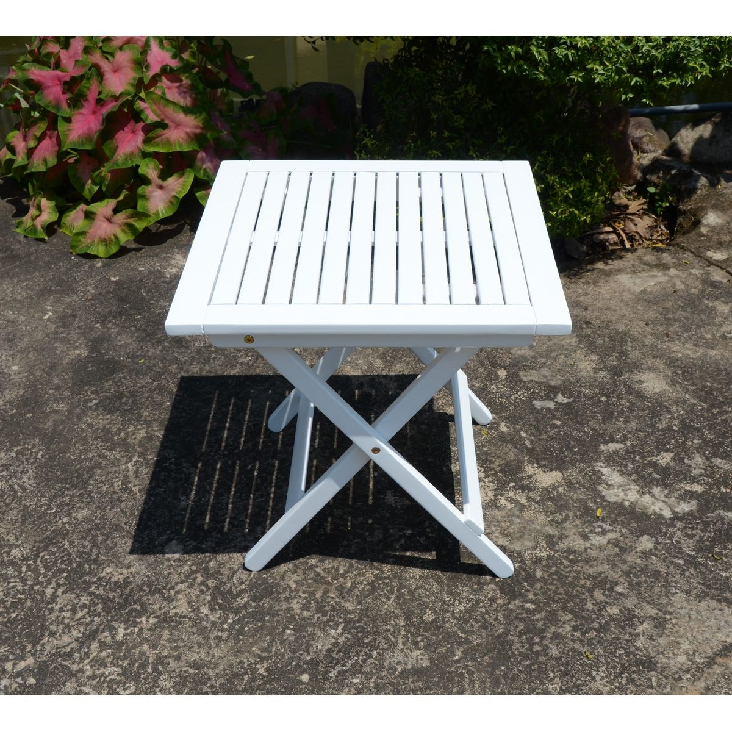 Tisch Klapptisch Gartentisch Holztisch Kaffeetisch Klappbar