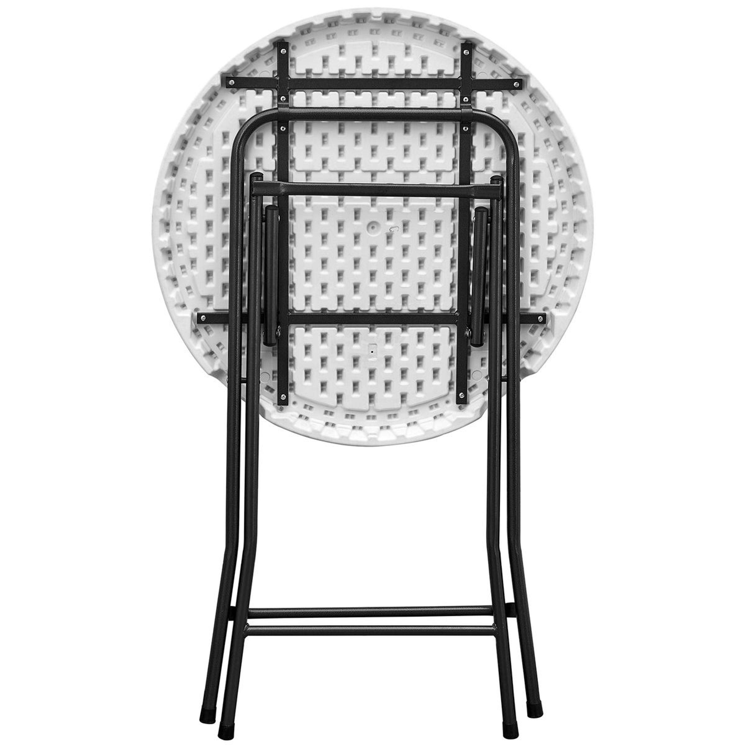 stehtisch 80 cm klappbar finest kesper stehtisch klappbar durchmesser cm hhe cm ean with. Black Bedroom Furniture Sets. Home Design Ideas