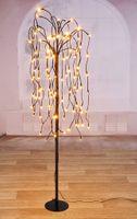 108 LED Lichterbaum Leuchtbaum Dekobaum Baum Weide beleuchtet Beleuchtung