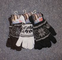 "Handschuhe ""Eisblume"""